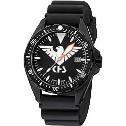 KHS Tactical Watches MissionTimer 3   Eagle One KHS.MTE.DB Militär Armbanduhr