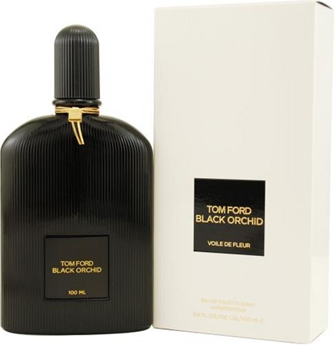 Tom Ford Black Orchid Voile De Fleur For Women Eau De Toilette Broadening - 1.7 Oz.