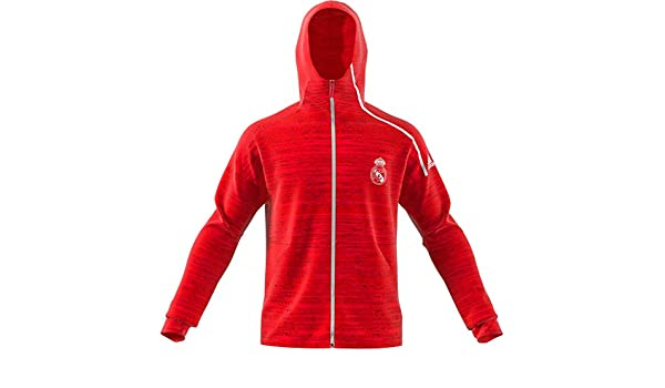 adidas HOODIE Z.N.E. REAL MADRID DS8857: Amazon.co.uk