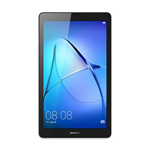 "Huawei MediaPad T3 7"" Tablet - (MEDIATEK Quad-core 1.4GHz, RAM 1GB, ROM 16GB, IPS-Display) - Space Grey"