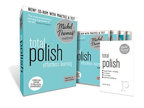 Total Polish: Revised (Learn Polish with the Michel Thomas Method) (A Hodder Education Publication) by Jolanta Cecula Watson (2014-11-28)