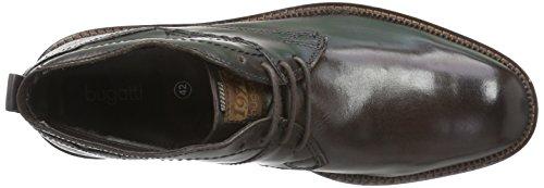 bugattiU55391W - Stivali classici imbottiti a gamba corta Uomo Marrone (Braun (rotbraun 660))