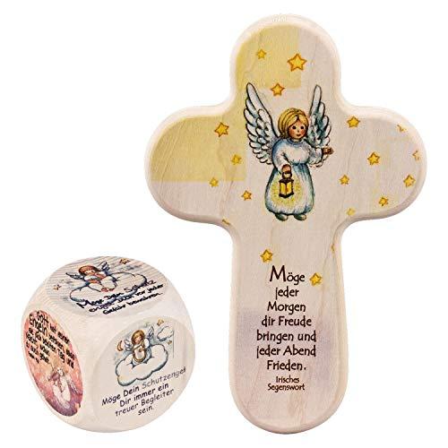 'Cadeaux de baptême' Prière Kit de protection Ange \