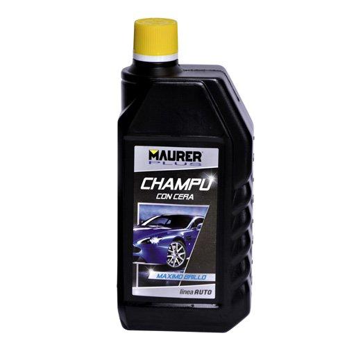 Auto-Shampoo mit Wachs 1Lt. Maurer Plus-