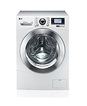 LG FH495BDN2 Freestanding Front-load 12kg 1400RPM A+++-50% White washing machine - Washing Machines (Freestanding, Front-load, White, Buttons, Rotary, Left, LED)