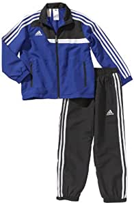 adidas Kinder Trainingsanzug Tiro 13, Cobalt/Black, 116, Z20605