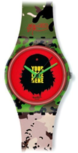 kidrobot for Swatch GB251 - Orologio unisex