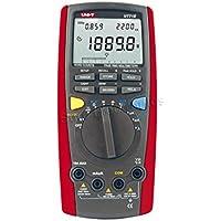 Uni-Trend UT71E Digital multimeter multímetro - multímetros (384 g, 9 V, LCD, 93 x 40 x 200 mm)