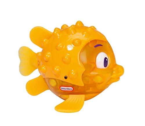 little tikes 638237GR - Sparkle Bay - Babyspielzeug - Funkelfisch, gelb