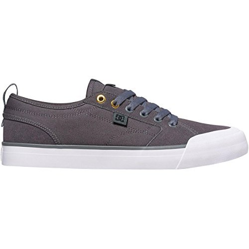 DC alevros - Evan Smith S Low Top senza tempo a forma di scarpa Black (Charcoal)