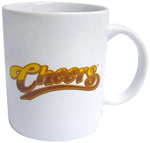 SD toys - Cheers, taza de cerámica, color blanco (SDTCBS27860)