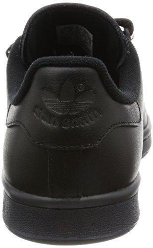 adidas Stan Smith Cf, Scarpe da Corsa Uomo Nero (Cblack/Cblack/Cblack)