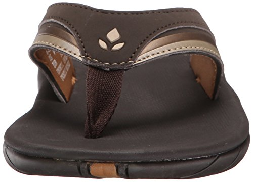 Reef Girls Slap 3 Damen Zehentrenner Braun (BROWN/BRONZE BWZ)