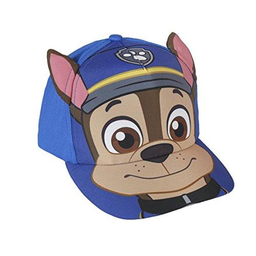 paw-patrol-2200002241-chase-caracter-childrens-cap-con-efecto-3d-orejas-talla-unica