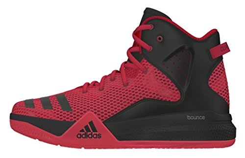 adidas DT Basketball Mid B72887 Juniors Boots UK 4