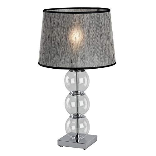 Moderna Lámpara de mesa 1 x 60 W/E27 Aldo 396 Argon: Amazon.es ...