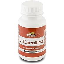 SOTYA L-Carnitina 90 cápsulas 600mg