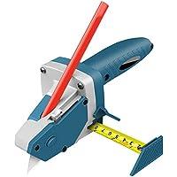 KuoLi - Herramienta de corte para paneles de yeso, herramientas de tabla de cortar para carpintería con cinta de 5 m para edificios industriales del hogar