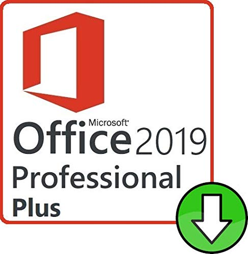 MicrosoftTM Office Professional Plus 2019 | Multilingual | 1 PC (Windows 10) | Dauerlizenz | Key Card