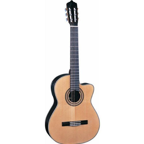 santos-martinez-modern-0cea-preludio-electro-classical-guitar-with-cutaway-and