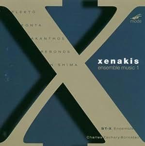 Xenakis Edition, vol. 1 : Musique d'ensemble I