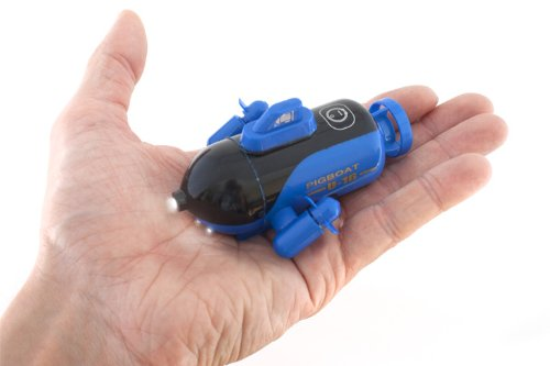 Mini R/C U-Boot Explorer II Submarine (Micro Rc Boot)