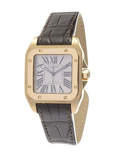 Cartier Santos Damen-Armbanduhr