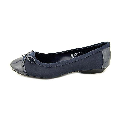 Karen Scott Rylee Toile Chaussure Plate Navy