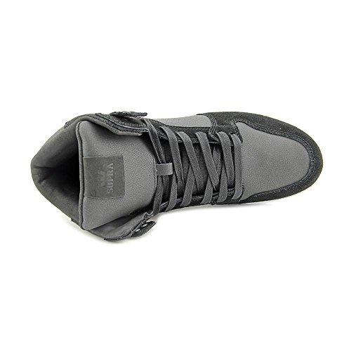 Supra Vaider LX Schuhe Black/Black-White