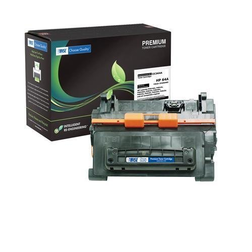 Serie 10000 Page-yield (MSE CC364A Toner for HEWLETT PACKARD LaserJet P4014, P4015, P4515 Series, 10,000 Page Yield by MES)