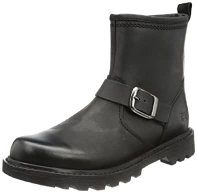 CAT Footwear Men's Utility Biker Black Chukka Boots P716875 6 UK, 40 EU