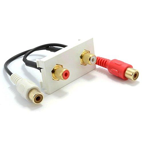 fertig-gemacht-unterputzdose-module-2-x-chinch-cinch-buchse-panel-montage-stummel-15-cm