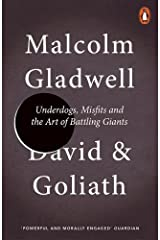 David and Goliath: Underdogs, Misfits and the Art of Battling Giants Taschenbuch