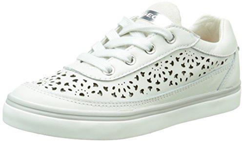 Geox - Ciak H, Sneaker Bambina Bianco (Blanc (C1002))