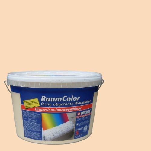 Wilckens Raumcolor 5l, Farbton:Apricot