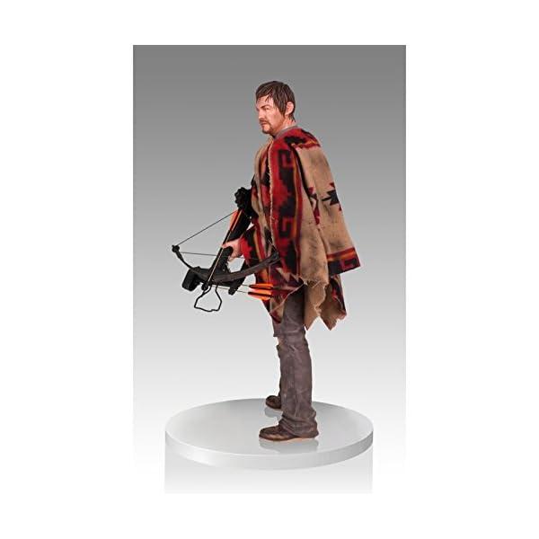 Walking Dead Figura Estatua Daryl Dixon 45 CMS 6