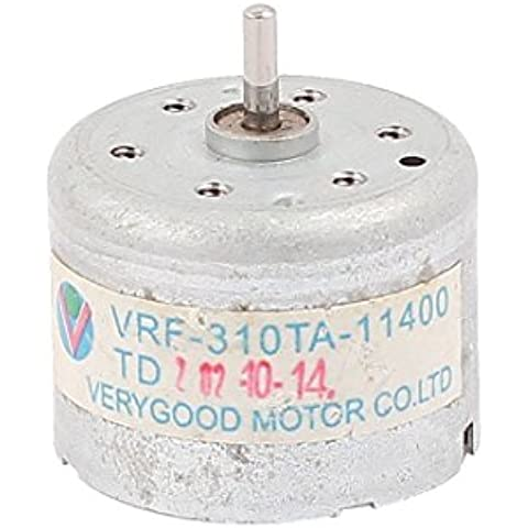 RF-310 DC 3.0V-9.0V de 4200RPM Mini Motor para DVD CD de reparación de ventiladores USB