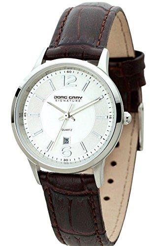 Top Shop Jorg Gray Signature Collection Unisex Silver Dial Quartz Analog Watch