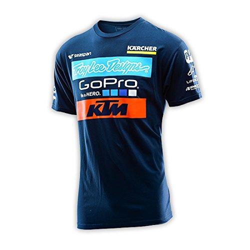 Laugh Dusk Mens 2016 Team KTM T-Shirt Large