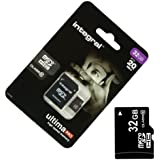 Acce2S - CARTE 32 GO CLASSE 10 pour HUAWEI Y5 2 MICRO SD HC + ADAPT SD integral
