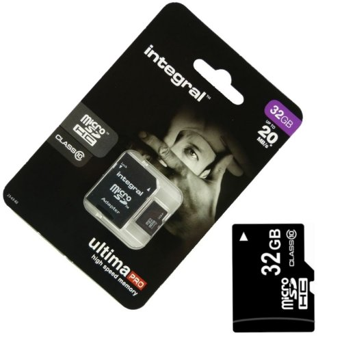 Acce2s - Carte Mémoire Micro SD 32 Go Classe 10 pour Samsung Galaxy A51 - A10 - A70 - A50 - A40 - A20e - A9 (18) - A7 2018 - A6 - A6 Plus - A8 - A8 2018 - A5 2017 - A3 2017 - A7 2017 - A5 2016 - et +