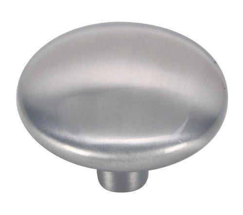 Hardware House 59-9597 Round Cabinet Knob, Satin Nickel by Hardware House -