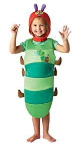 Rubie's Official Very Hungry Caterpillar Fancy Dress - Small