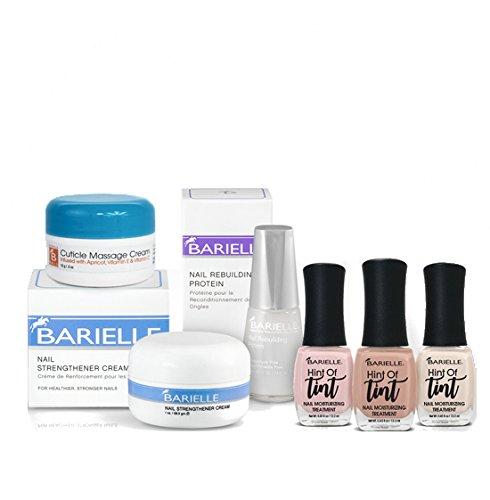 Barielle Nail Rebound und Farbe Kit-6-teiliges Set -