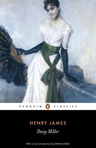 Daisy Miller: A Study (Penguin Classics) - Victorian Lodge