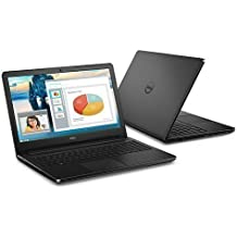 (CERTIFIED REFURBISHED) Dell Vostro 15 3558 15.6-inch Laptop (Core I3/4GB/500GB/Linux), Black