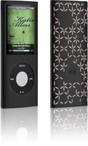 DLO 63028 Silikonhülle mit Grafikmuster (Weinstock) für Apple iPod Nano 4. Gen Gold Ipod Nano Jacket