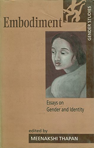 Embodiment: Essays on Gender and Identity (Gender Studies)