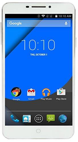 YU Yureka Plus on Android (White)