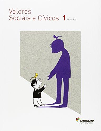 VALORES SOCIAIS E CIVICOS 1 PRIMARIA - 9788499723938